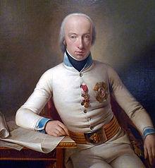 Karl von Österreich-Teschen (Porträt von Johann Baptist Seele, 1800, Heeresgeschichtliches Museum in Wien) (Quelle: Wikimedia)