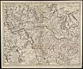 Archiepiscopatus et Electoratus Moguntini et adjacentium regionum, ut Landgraviatuum Hasso Darmstadiensis et Rhenofeldensis, comitatuum Hanoviensis, Verthaemi Erpachii Reineci et Isemburgi et territorii Francofurtensis (8343029354).jpg