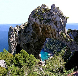 Arco Naturale - Image: Arco Naturale