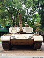 Arjun Main Battle Tank. (48886271437).jpg
