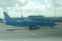 PH-TFF - B738 - TUI fly Netherlands