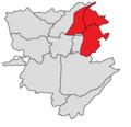Armenian 1-st elect. district.png
