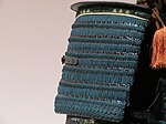 Armour of Ogasawara clan - right shoulder plate.jpg