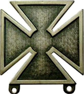 Audie Murphy honors and awards - Image: Army Qual Marksman Badge Hi