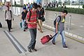 Arrival of Scholarship Holders - Wiki Conference India - Chandigarh International Airport - Mohali 2016-08-04 5868.JPG
