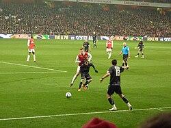 Arsenal   leyton orient