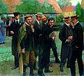 Arthur Siebelist, Meine Schüler und ich (1902).jpg