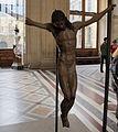 Artista fiorentino, forse michelangelo, cristo in croce, 1500 ca., dono del 2013, 01.JPG