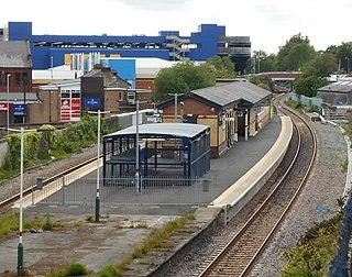 Ashton-under-Lyne railway station