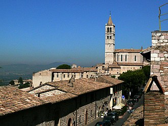 1260s in architecture - Image: Assisi z 01