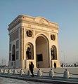 Astana's Arc de Triomphe (6519600963).jpg