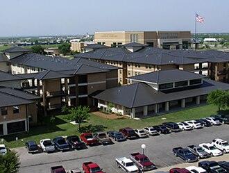 Angelo State University - Texan Hall