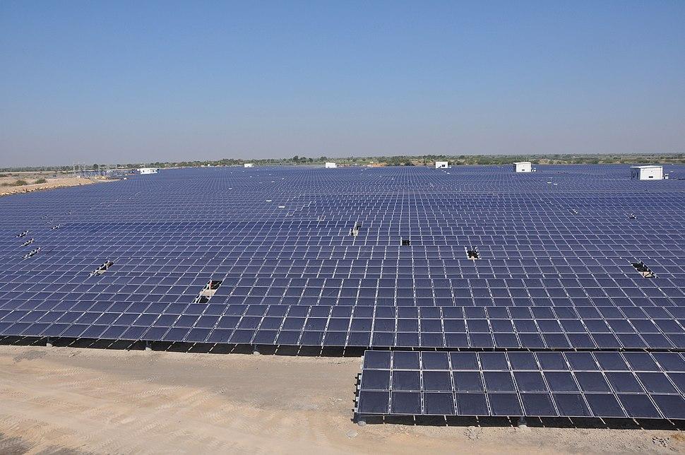 Astonfield 11.5MW Solar Plant Gujarat