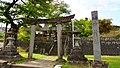 Atago & Nishinomiya Shrine in Yashima, Yurihonjo.jpg