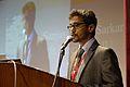 Atanu Saha Addressing - Inaugural Function - Bengali Wikipedia 10th Anniversary Celebration - Jadavpur University - Kolkata 2015-01-09 2513.JPG