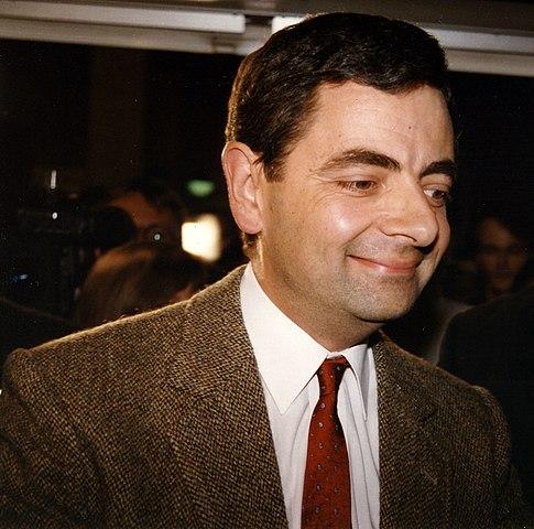 Rowan Atkinson a.k.a Mr. Bean