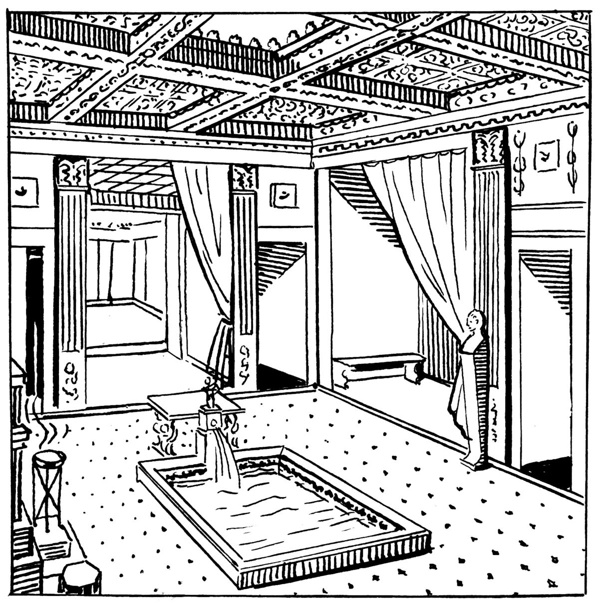 Atrium Architecture Wikip 233 Dia