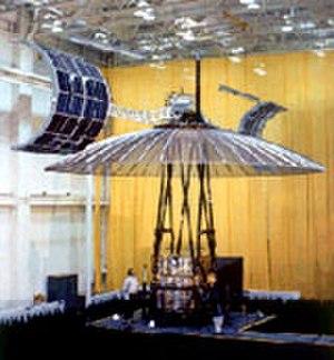 ATS-6 - ATS-6 Satellite