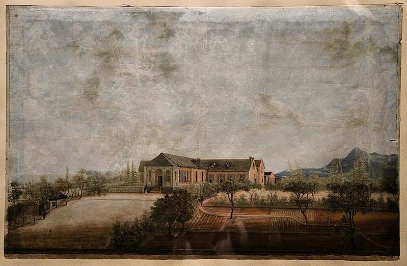 File:Attributed to Louis-Joseph-Narcisse Marchand, View of Longwood House 02.jpg