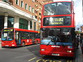 Au Morandarte Flickr London Sovereign DE82 (H17), Metroline VP617 (182), Harrow Bus Station (9696709113).jpg