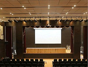 Mohammad Ali Jauhar University - Auditorium in Mohammad Ali Jauhar University