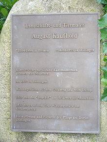 August Kaufhold Maler Wikipedia