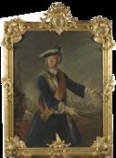 August Vilhelm, 1722-1758, prins av Preussen (Antoine Pesne) - Nationalmuseum - 15773.tif
