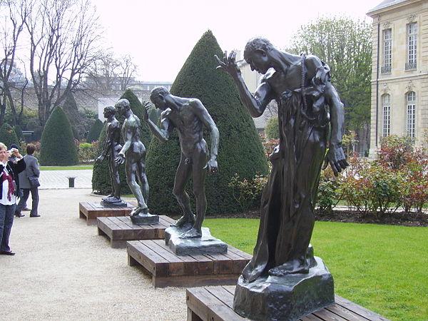 Pierre De Wiessant Auguste Rodin Wikipedia La