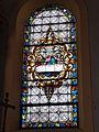 Aulnois sous Vertuzey (Meuse) Église Saint-Sébastien vitrail 04.JPG