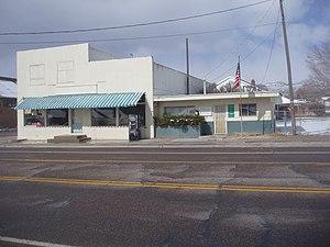 Aurora, Utah - Aurora city office