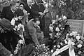 Auschwitzherdenking op Nieuwe Oosterbegraafplaats in Amsterdam belangstellenden, Bestanddeelnr 928-3788.jpg