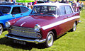 Austin A60 Cambridge licence plate year 1964.JPG