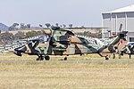 Australian Army (A38-017) Eurocopter EC-655 Tiger ARH at Wagga Wagga Airport.jpg