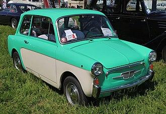 Autobianchi Bianchina - Image: Autobianchi Berlina 1962 (front) Flickr mick Lumix