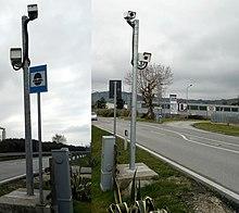 Autostop HD, sistema a camere per il controllo della velocità in entrambi i sensi di marcia.