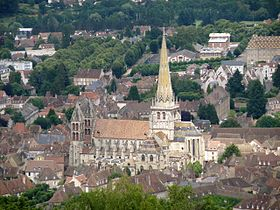 Image illustrative de l'article Cathédrale Saint-Lazare d'Autun