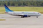 Avia Traffic, EX-37012, Boeing 737-33A (21177551330).jpg