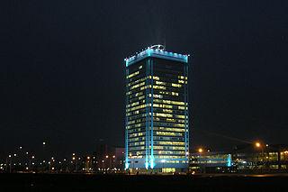 AvtoVAZ administration building