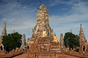 Wat Chaiwatthanaram - Wat Chaiwatthanaram
