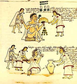 Loincloth - Aztec Indians wore loincloths with or without other garments
