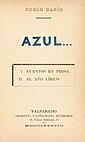 Azul - Primera edición.JPG