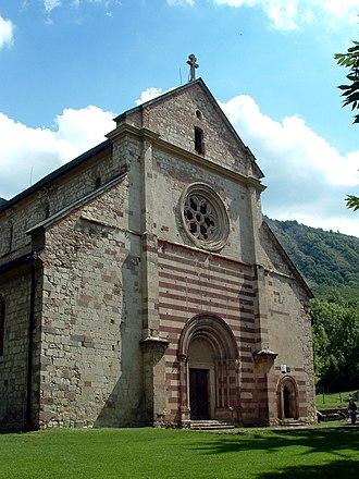 Cistercians - Cistercian abbey in Bélapátfalva, Hungary