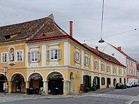 Bürgerhaus 67578 in A-8490 Bad Radkersburg.jpg