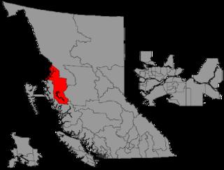Skeena (provincial electoral district)