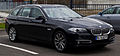 BMW 520i Touring Modern Line (F11, Facelift) – Frontansicht, 22. Februar 2014, Düsseldorf.jpg
