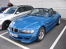 BMW M Coupé and Roadster - Wikipedia