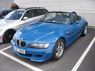 BMW M Coupé and Roadster - 1998-2002 Z3 M Roadster
