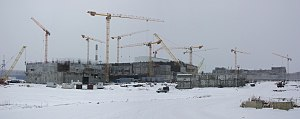 Beloyarsk Nuclear Power Station - Construction of the BN-800 reactor