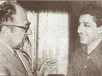 History of Lebanon - Bachir Gemayel with Philipe Habib