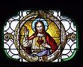 Bad Leonfelden Maria Bründl - Fenster 1 Herz Jesu.jpg